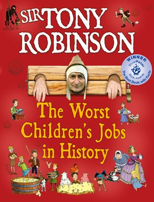Book cover for The Worst Children's Jobs in History