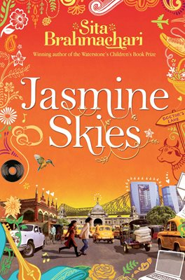 Book cover for Jasmine Skies