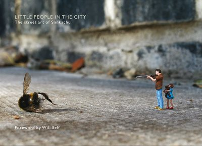 Book cover for Little People in the City