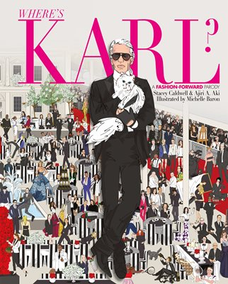 Book cover for Where's Karl?