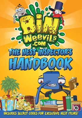 Book cover for Bin Weevils: The Nest Inspector's...