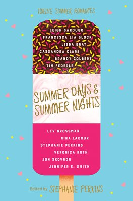 Book cover for Summer Days and Summer Nights