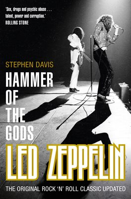 Book cover for Hammer of the Gods