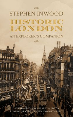 Book cover for Historic London