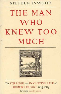 Book cover for The Man Who Knew Too Much