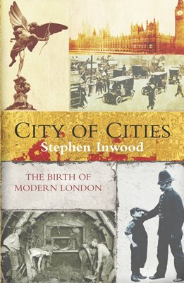 Book cover for City Of Cities