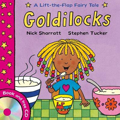 Book cover for Goldilocks