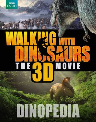 Book cover for Walking with Dinosaurs Dinopedia
