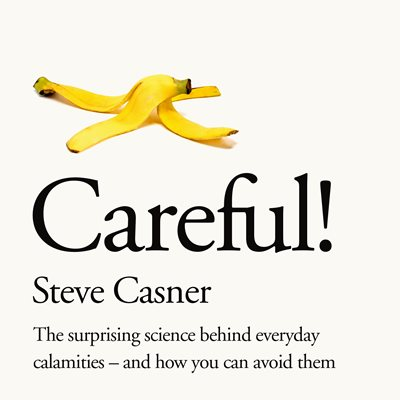Book cover for Careful!