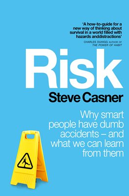 Book cover for Risk