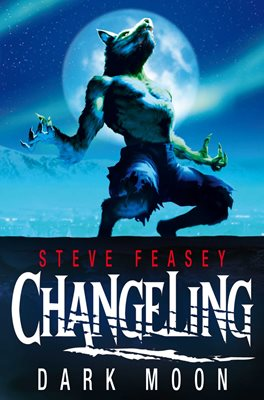 Book cover for Changeling: Dark Moon
