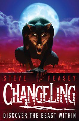 Book cover for Changeling