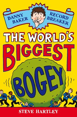 Book cover for Danny Baker Record Breaker (1): The...