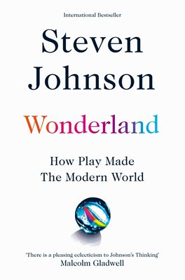 Book cover for Wonderland