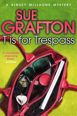 Book cover for T is for Trespass