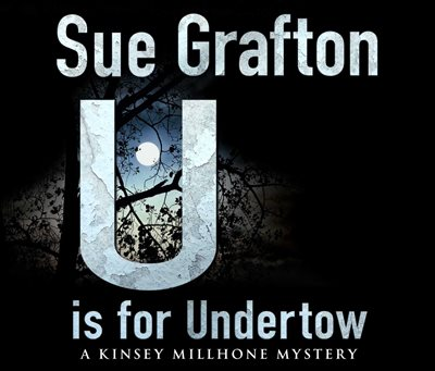 Book cover for U is for Undertow