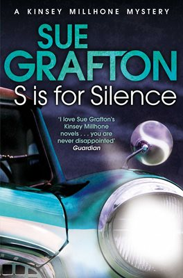 Book cover for S is for Silence