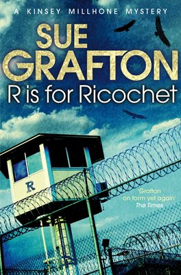 Book cover for R is for Ricochet