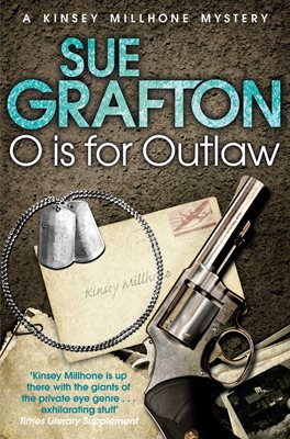 Book cover for O is for Outlaw
