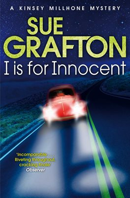 Book cover for I is for Innocent