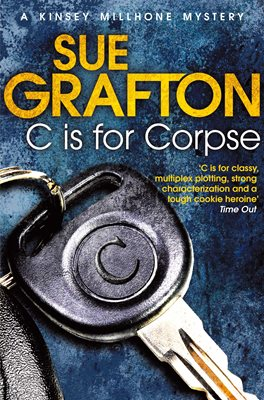 Book cover for C is for Corpse
