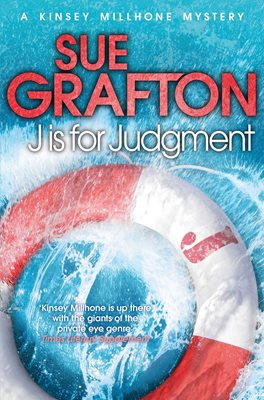 Book cover for J is for Judgement