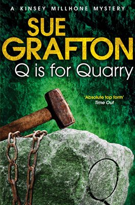 Book cover for Q is for Quarry