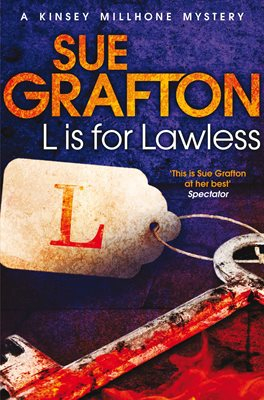 Book cover for L is for Lawless