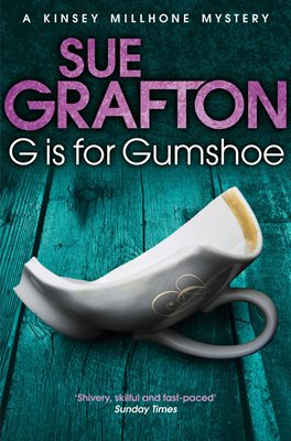 Book cover for G is for Gumshoe