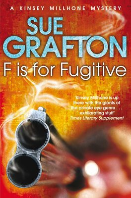 Book cover for F is for Fugitive
