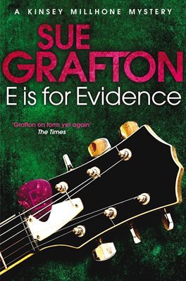 Book cover for E is for Evidence
