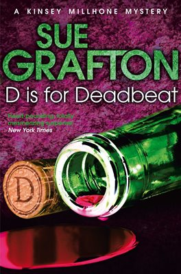 Book cover for D is for Deadbeat