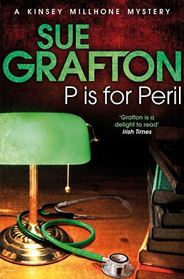 Book cover for P is for Peril