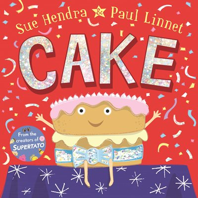 Book cover for Cake