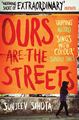 Book cover for Ours are the Streets