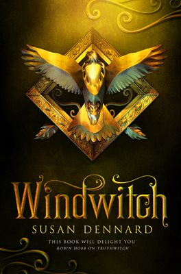 Book cover for Windwitch