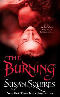 Book cover for The Burning