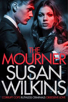 Book cover for The Mourner