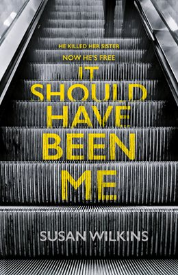 Book cover for It Should Have Been Me
