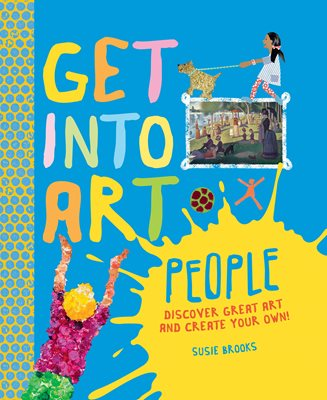 Book cover for Get Into Art: People