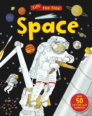Book cover for Space (Lift the Flap)