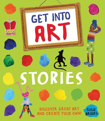Book cover for Get Into Art: Stories