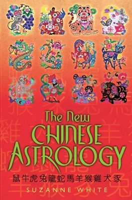 Book cover for The New Chinese Astrology