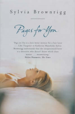 Book cover for Pages for You