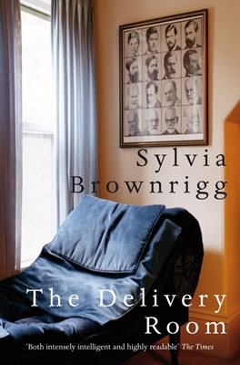 Book cover for The Delivery Room
