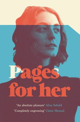 Book cover for Pages for Her