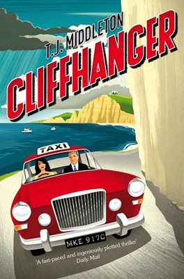 Book cover for Cliffhanger