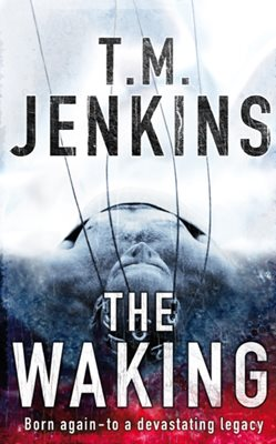 Book cover for The Waking