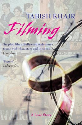 Book cover for Filming