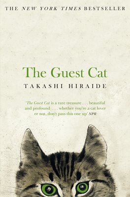 Book cover for The Guest Cat